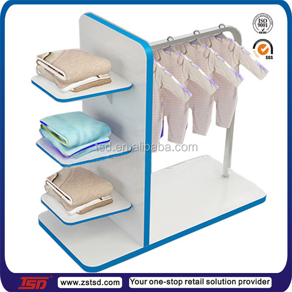 Tsd W514 Best Quality Clothes Display Rack For Kids Decoration