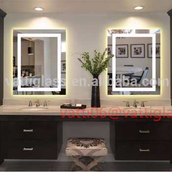 Backlit Led Makeup Mirrors Hotel