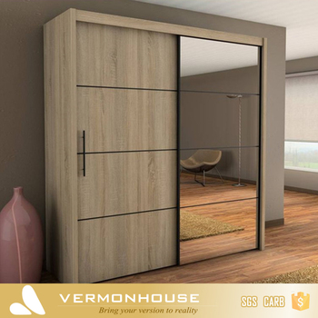2018 Hangzhou Vermont Modern Design Detachable Big Lots Wardrobe And