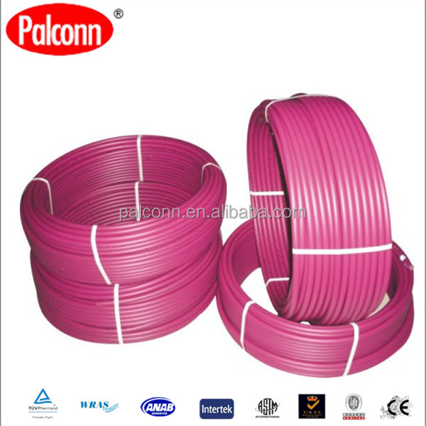 PEX Al PEX Multilayer Pipe for Under Floor Heating Pipe