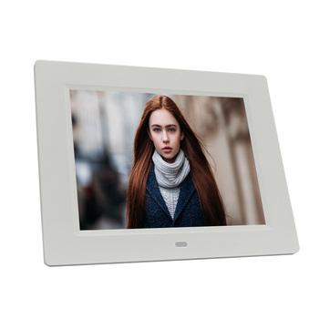 Small Size Full Hd 8 Inch Blue Film Digital Photo Frame - Buy Small ...