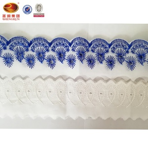 Factory Hot Sale Trimming Bridal Lace Trim for Wedding Dress