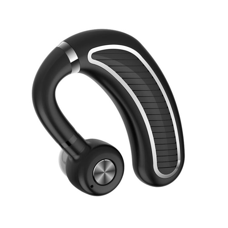 K21 Business Headset Sweatproof Headphones Wireless V4.1 Business Earpiece with Noise Reduction Mic Earbuds for Office Business