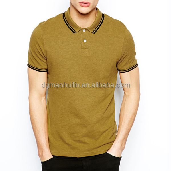 China Oem Design Wholesale Summer Clothing Men's Polo Shirt