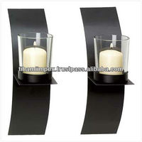 Wall Mounted Votive Candle Holders