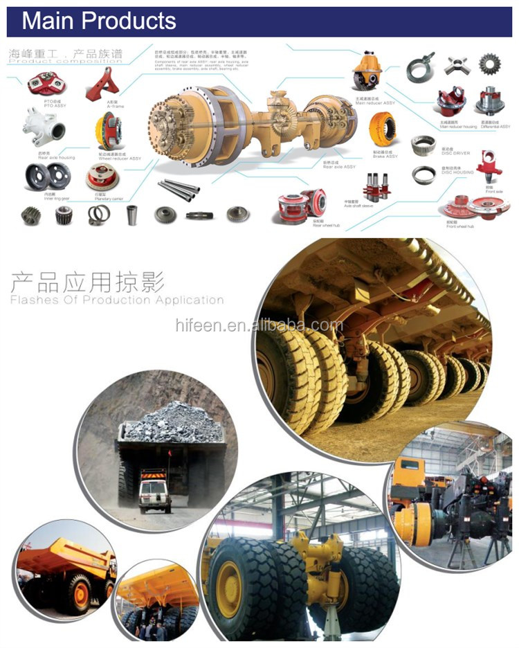High Quality Factory Custom All Kinds of Heavy Duty Dump Truck Body Spare Parts