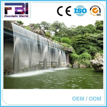large scale project home fountains and waterfalls digital water rh alibaba com