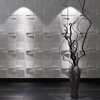 2017 Pas Cher Lambris Intérieur Décoration 3d Papier Peint 3d Panneau Mural En Plastique Pour Matériaux De Construction Buy Panneau Mural Intérieur