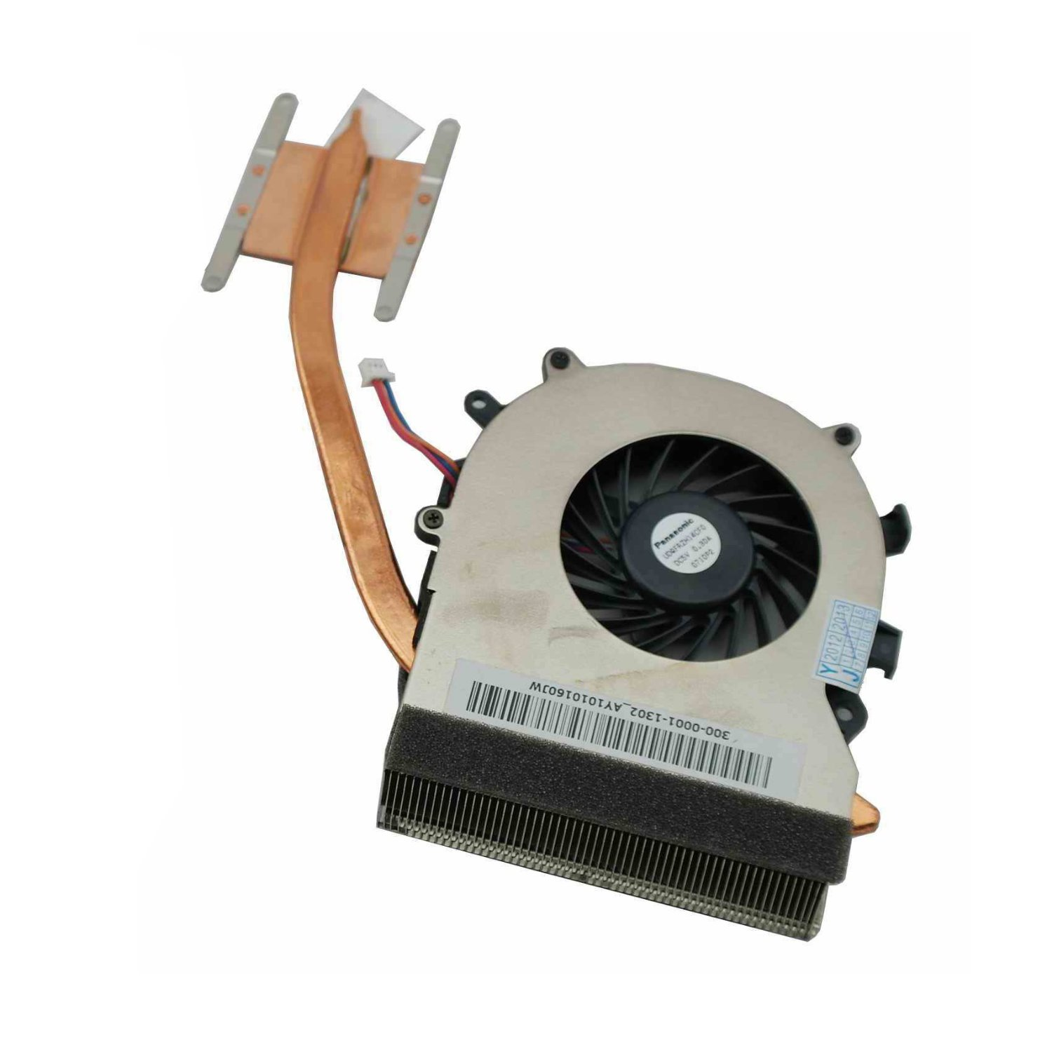 Generic Heatsink Fan for Sony Vaio VPC-EA VPC-EB VPC EA VPC-EA35EC EA4 EA400C EA46EC EA47E EB DC5V 0.30A Series New Notebook Replacement Accessories