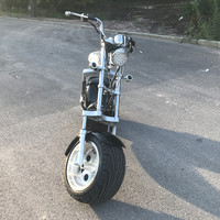 Free Air Shipping Tax Free one wheel big tire electric scooter