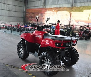 China New 400CC 4X4 atv four wheel motorcycle for sale price (AT4005)