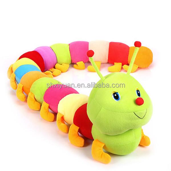 Juguetes De Buy Niños Felpa Suave Peluche Para En71 On Juguete juguete Del felpa Product Gusano Gusano N8v0wmn