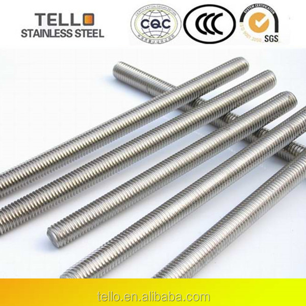 Furniture Screw /China Stainless Steel Full Threaded Rod