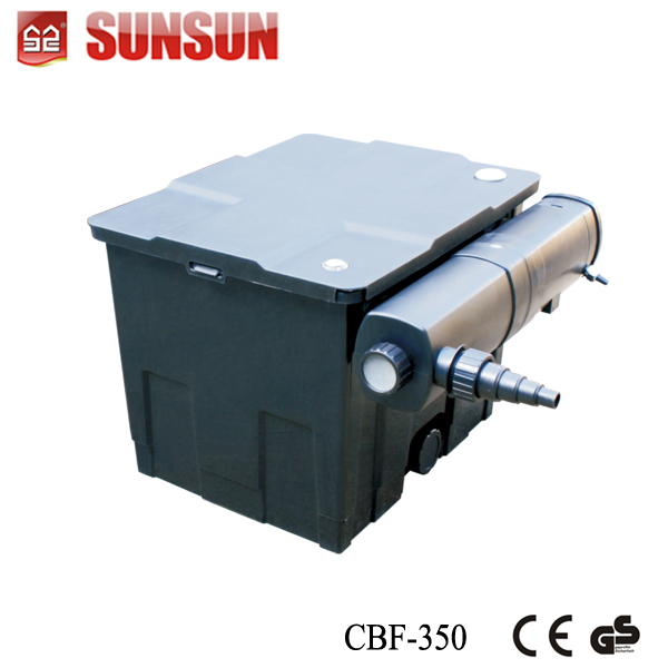 Sunsun gs ce 12000l h filtro de la manguera de jard n for Peces koi baratos