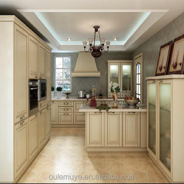 Luxury Wooden Kitchen Cabinet Furniture