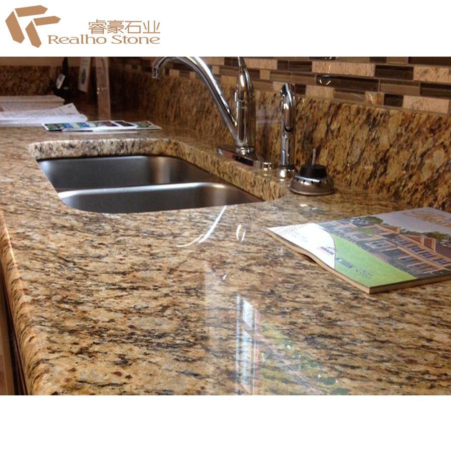 Lowes Price Santa Cecilia Light Colors Granite Countertops