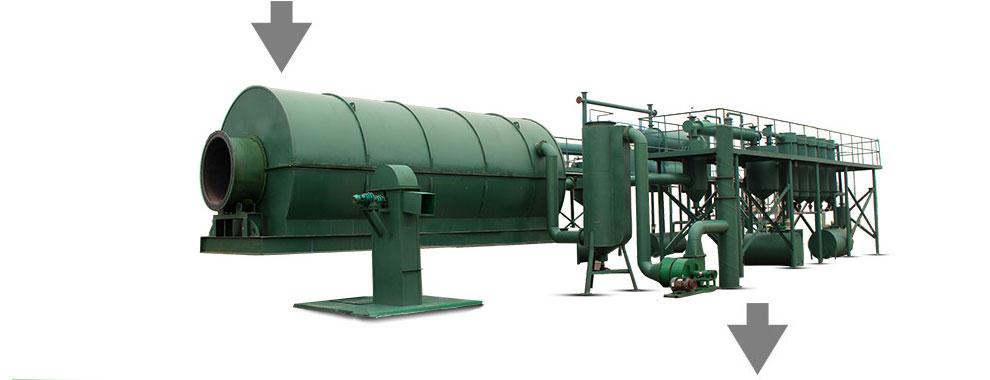pyrolysis machine
