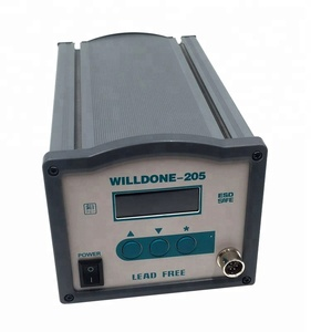 Digital Thermostatic Soldering Station Solder Iron Willdone-205