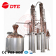 2000L Industrial still copper reflux Column aclcohol distillery still