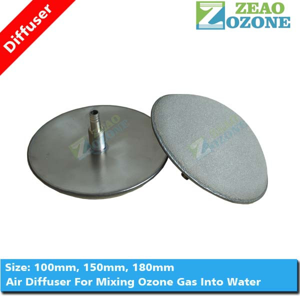 aeration disc diffuser for effluent treatment plant