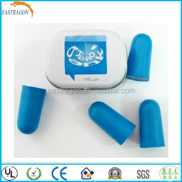 Cute Infant Ear Plugs for Flying with Box