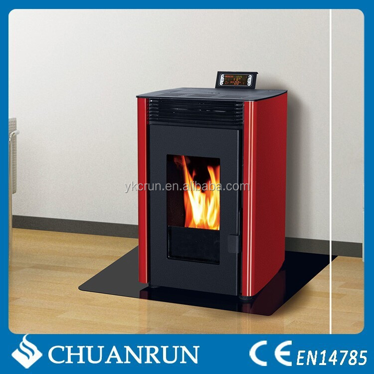 Mini Size wood pellet stove for room heater
