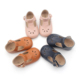 New Style Cheap Italian Children Classic Evening Shoes Black Flat Genuine Leather Model Girl Toddler Dress Shoes