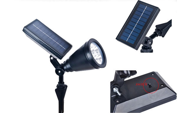 Wholesale Amazon sellers' supplier solar spot light YH0502 ...