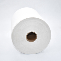 Custom print soft and strong standard roll bathroom toilet paper tissue