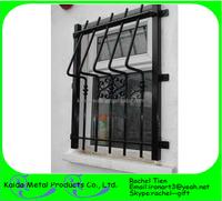 iron window safety grills design solid bar