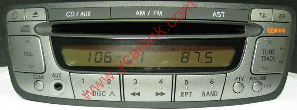 Autoradio Bluetooth Handsfree Aux Mp3 Adapter Voor Toyota