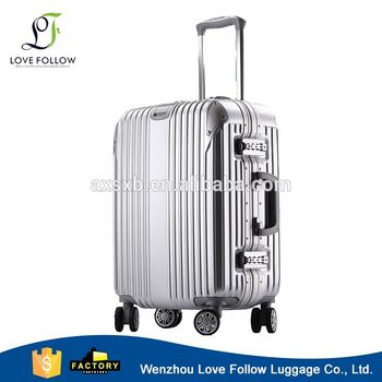 Latest Arrival Good Quality Aluminium Trolley Unique Carry On ...