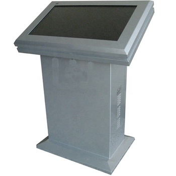 Touch all-in-one kiosk, Floor standing Job application kiosk