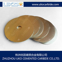 Supply Tungsten Carbide Saw Blades in Blanks and finished