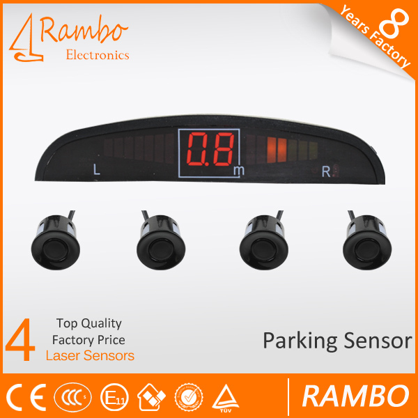 car front and rear camera parking sensor