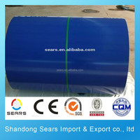 Color Coated Sheet Metal Roofing Rolls Powder Coated Aluminum ...