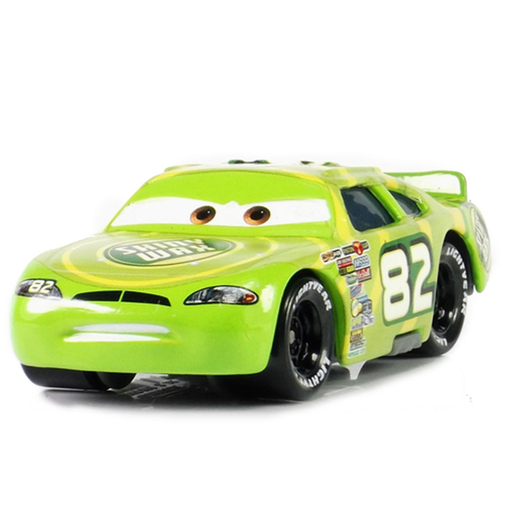 Pixar Cars 2 82 Darren Leadfoot Diecast Metal Classic Toy cars for Kids Children