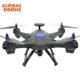 X183 Drone 5.8G Dual GPS Follow Me Mode Drone with GPS and HD Camera with Surround Flying