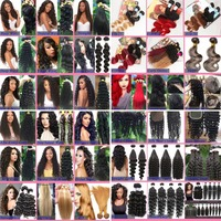 hair extensions 100% human hair remy straight/natural wave looking for a good quality thick hair supplier for long relationship