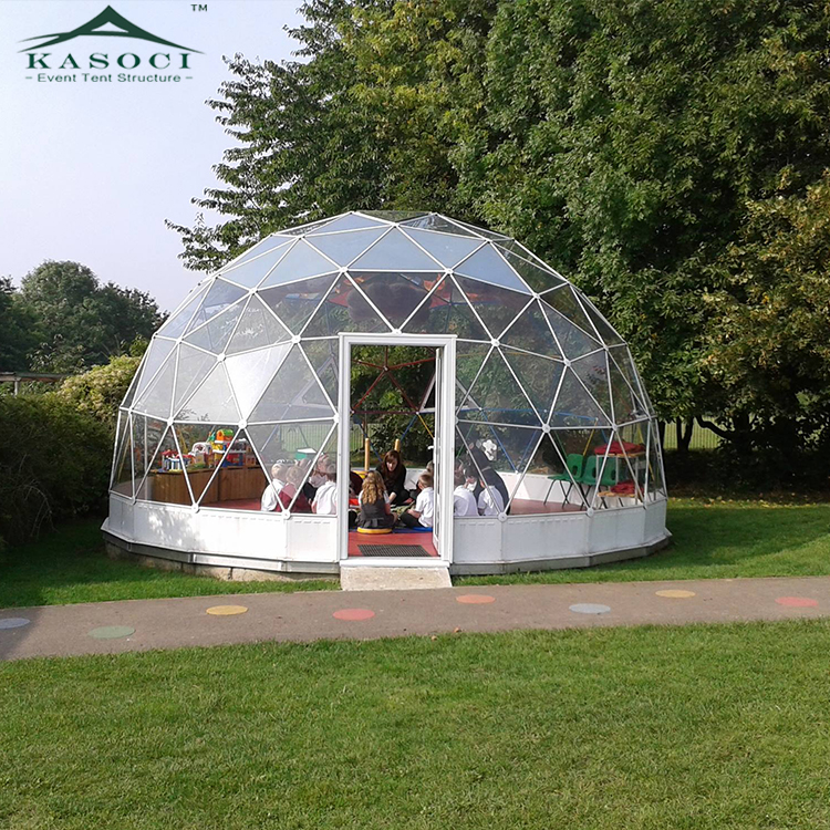 4m small geodesic dome clear roof glass dome tent for sale & 4m Small Geodesic Dome Clear RoofGlass Dome Tent For Sale - Buy ...