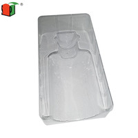 Custom Plastic Transparent Packaging Blister Pack For Electrical Safety Razor