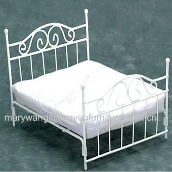 2017 Modern Queen Size Black Metal Bed Metal Bed Frame Buy