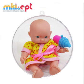China Wholesale 5 Inch Mini Baby Doll For Sale