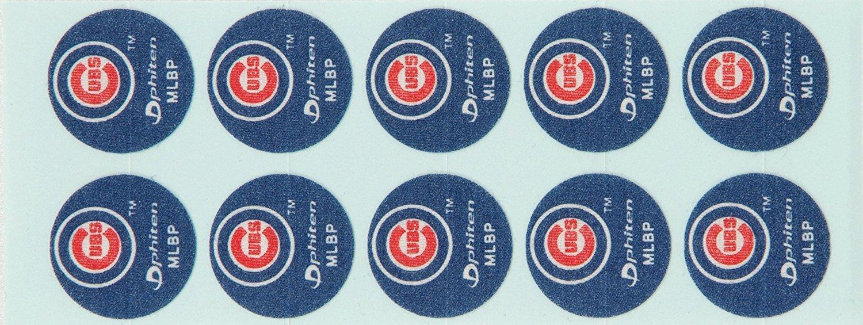 Phiten MLB Authentic Titanium Discs, Chicago Cubs, 30 Discs