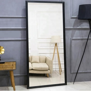 Bedroom Dressing Mirror Large Full Length Mirror Floor Standing Or ...