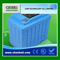 UN38.3 approved 12V voltage lithium iron phosphate batteries / deep cycles solar battery 12v 100ah lifepo4 battery