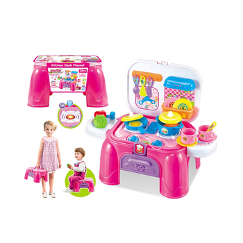 Amazon hot sale toys cooking games toys kitchen play set for girls, View  Kitchen Toy, CPS TOYS Product Details from Shantou CPS Toys Co., Ltd. on ...