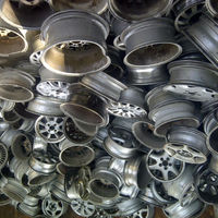Aluminum Scrap Tense (aluminum Heavy)