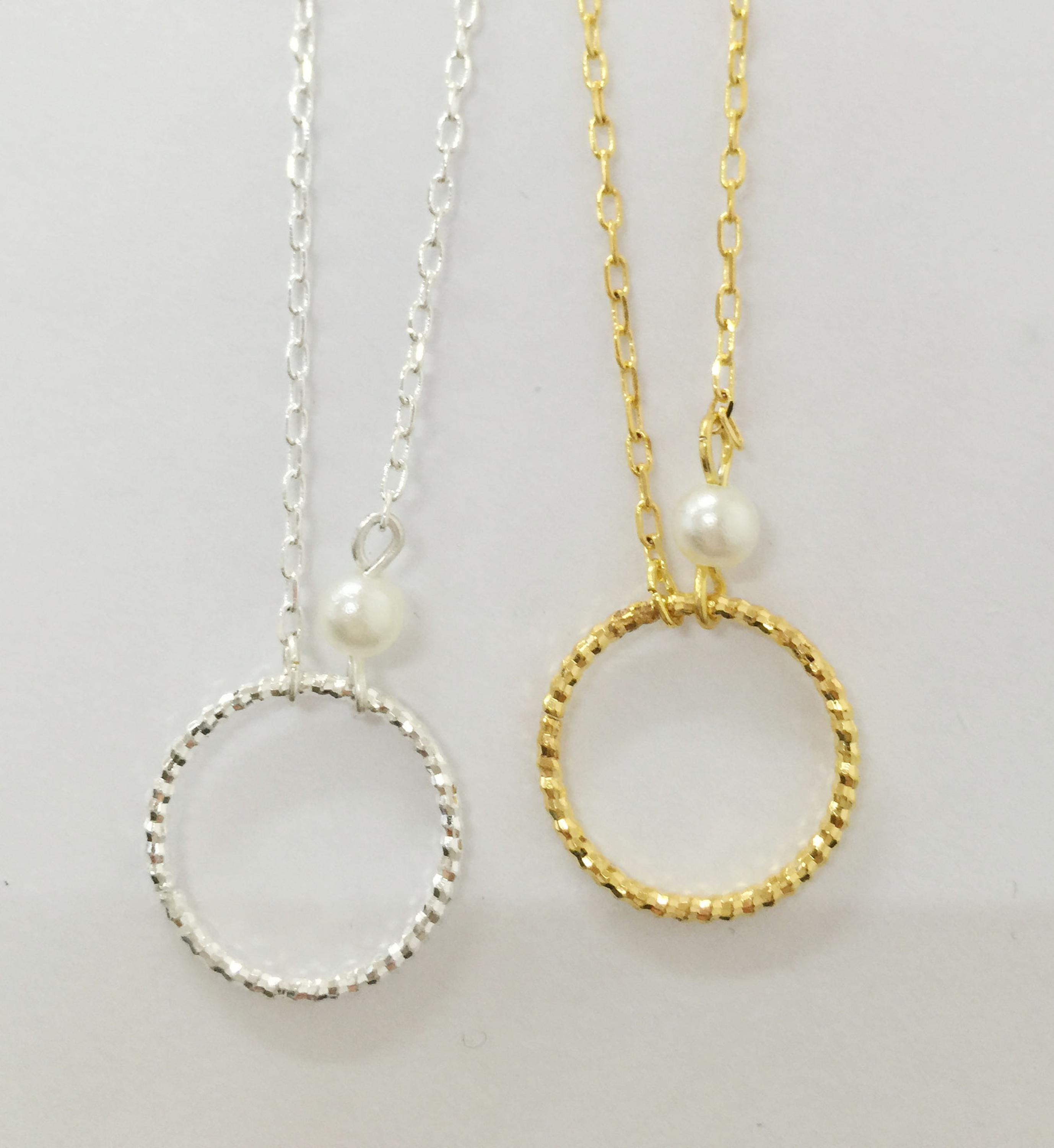 pearl single collection pendant