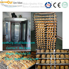 Stainless Steel Automatic Bread Gas Rotary Oven /Automatic Baking Machine for Food